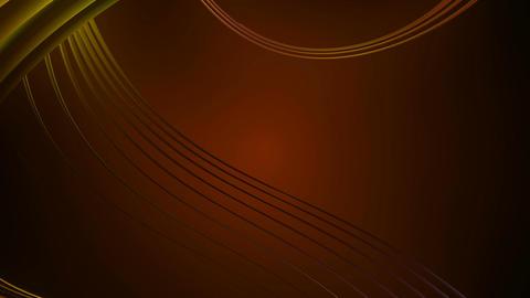 neon orange lines Animation