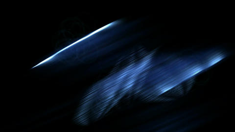 shine silver lines and silk wire,dazzling tech fiber... Stock Video Footage