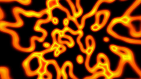 Abstract Fire Background Stock Video Footage