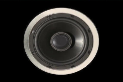 Animated Sound Speaker Stock Video Footage