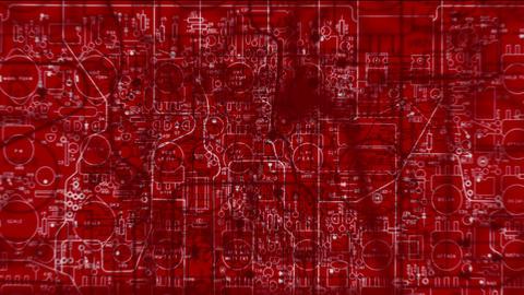 004 Moog LoopNeo Vj Loop Stock Video Footage