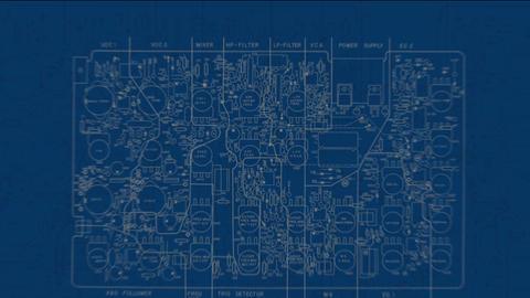 006 Moog LoopNeo Vj Loop Stock Video Footage