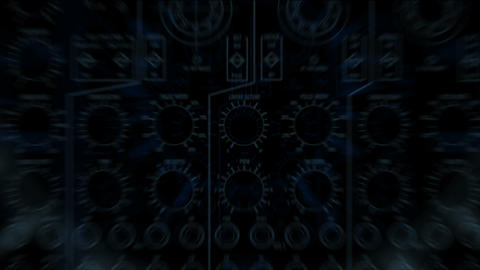 012 Moog LoopNeo Vj Loop Stock Video Footage