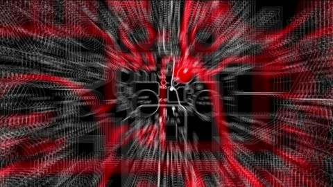 014 Moog LoopNeo Vj Loop Stock Video Footage