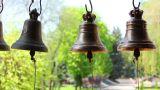 Church bells 2 Footage