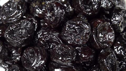Dried Prunes SS HD Footage