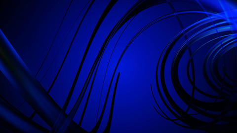 blue opacity helix Animation