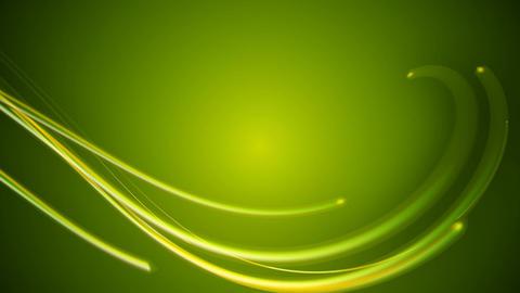green vine glossy Animation