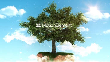 Magic Tree After Effects Template