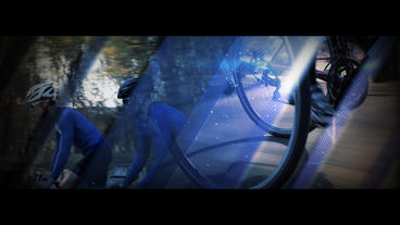 Action Motion II - Apple Motion and Final Cut Pro X Template Apple Motionテンプレート
