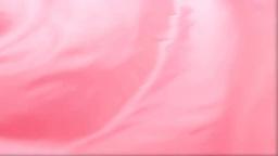 流れるピンクの布 Footage