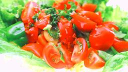 トマトサラダ Footage