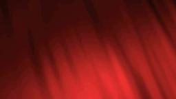 ゆらめく赤いカーテン Footage