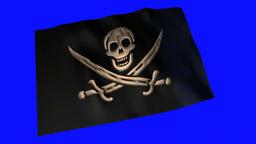 ゆれる海賊旗 Footage