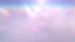 雲回転 stock footage
