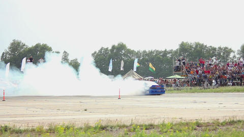 Drift 093 Stock Video Footage