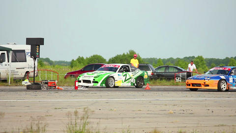 Drift 115 Stock Video Footage