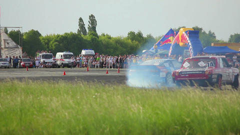Drift 119 Stock Video Footage