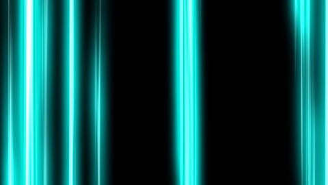Loopable HD Line Background - Blue Animation