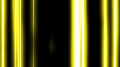 Loopable HD Line Background - Yellow Stock Video Footage