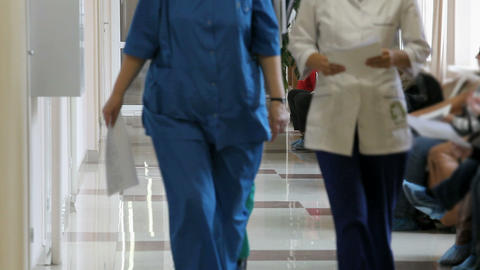 medical team Stock Video Footage