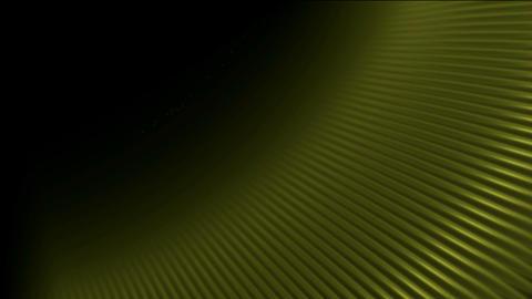 abstract golden fiber optic,metal machine probe... Stock Video Footage