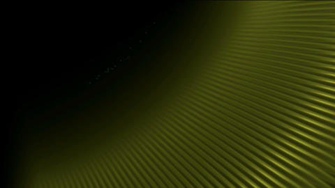 abstract golden fiber optic,metal machine probe background,music rhythm Animation