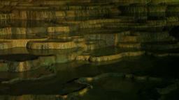 Hyakumaizara stalactite Footage