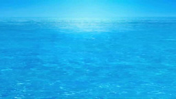 sea and sun Footage