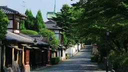 Nenenomichi, Kyoto Footage