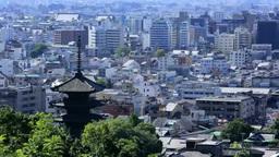 Tower of Yasaka Footage