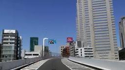 首都高速4号新宿線新宿出口前後 Footage