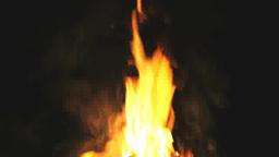 燃える炎 Footage