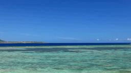 伊江島と海 Footage