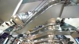 Shopping Mall Escalators Footage