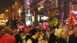 Night Walking Street, Patong, Thailand Footage