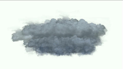 clouds Stock Video Footage