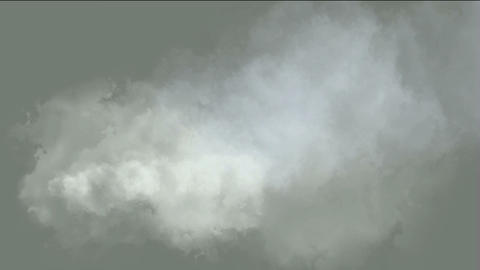 clouds & fog Stock Video Footage
