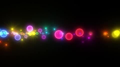 Neon LED Dot11 Ea3 HD Animation