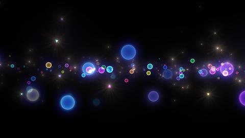 Neon LED Dot11 Ea7 HD Stock Video Footage