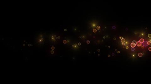 Neon LED Dot11 Eb6b HD Stock Video Footage