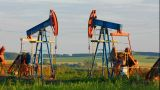 Two Working Oil Pumps - Timelapse stock footage