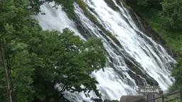 Oshinkoshin falls Footage