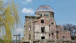 Atomic Bomb Dome Footage