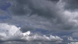 沸き立つ夏雲 Footage