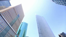Shiodome buildings Footage