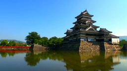 Matsumoto Castle Footage