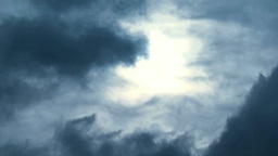 暗雲と太陽 Footage