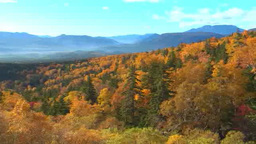 Autumn foliage of the Mikuni pass Footage