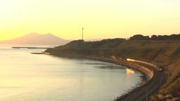 トワイライトエクスプレスと駒ヶ岳 Footage